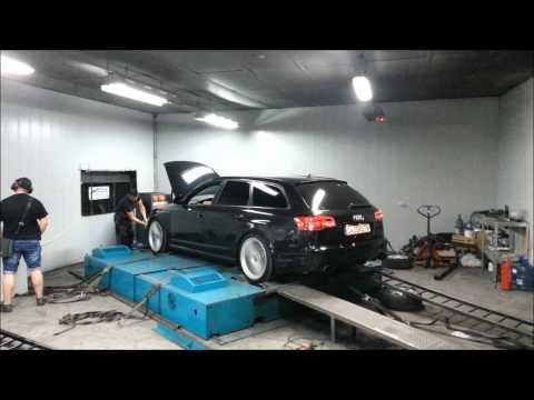 Audi RS6 V10 Madness Motorsport 670 h.p. 800 N.m.