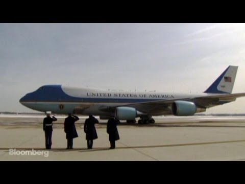 The POTUS Fleet: Obama's Five Most Extreme Rides