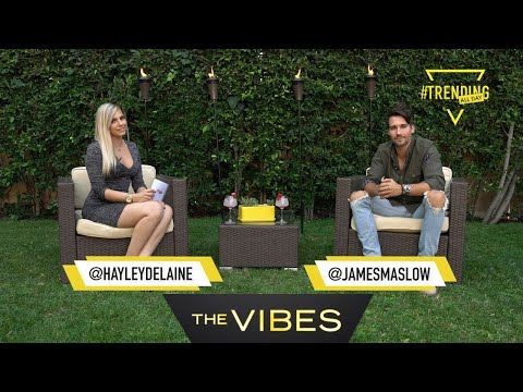 JAMES MASLOW INTERVIEW // THE VIBES