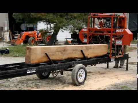 Used Sawmill Ohio    Portable Sawmill for Sale    Cut Lumber Ohio