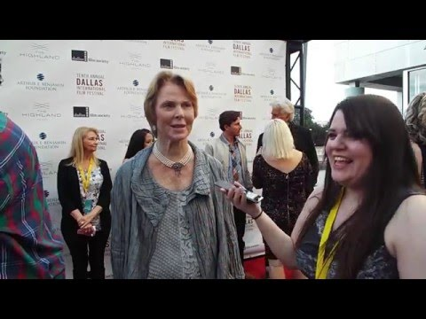 DALLAS FILM FESTIVAL  with Mariette Hartley on Three Days in August