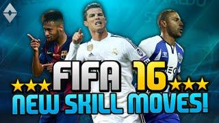 13 NEW FIFA 16 SKILL MOVES!? - SKILL MOVE FIFA 16 SUGGESTIONS