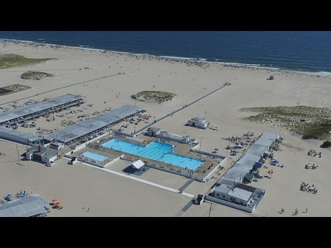 Silver Point Beach Club - An Aerial Tour