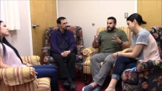 Family Counseling Role-Play - Relational Problems with Couple and Daughter - Part 1
