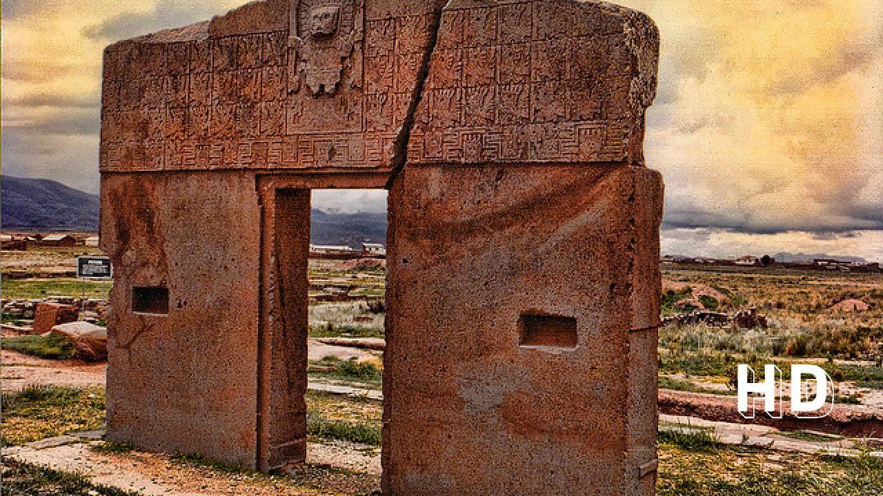 El secreto de la puerta del sol en bolivia puerta for Puerta de sol en directo