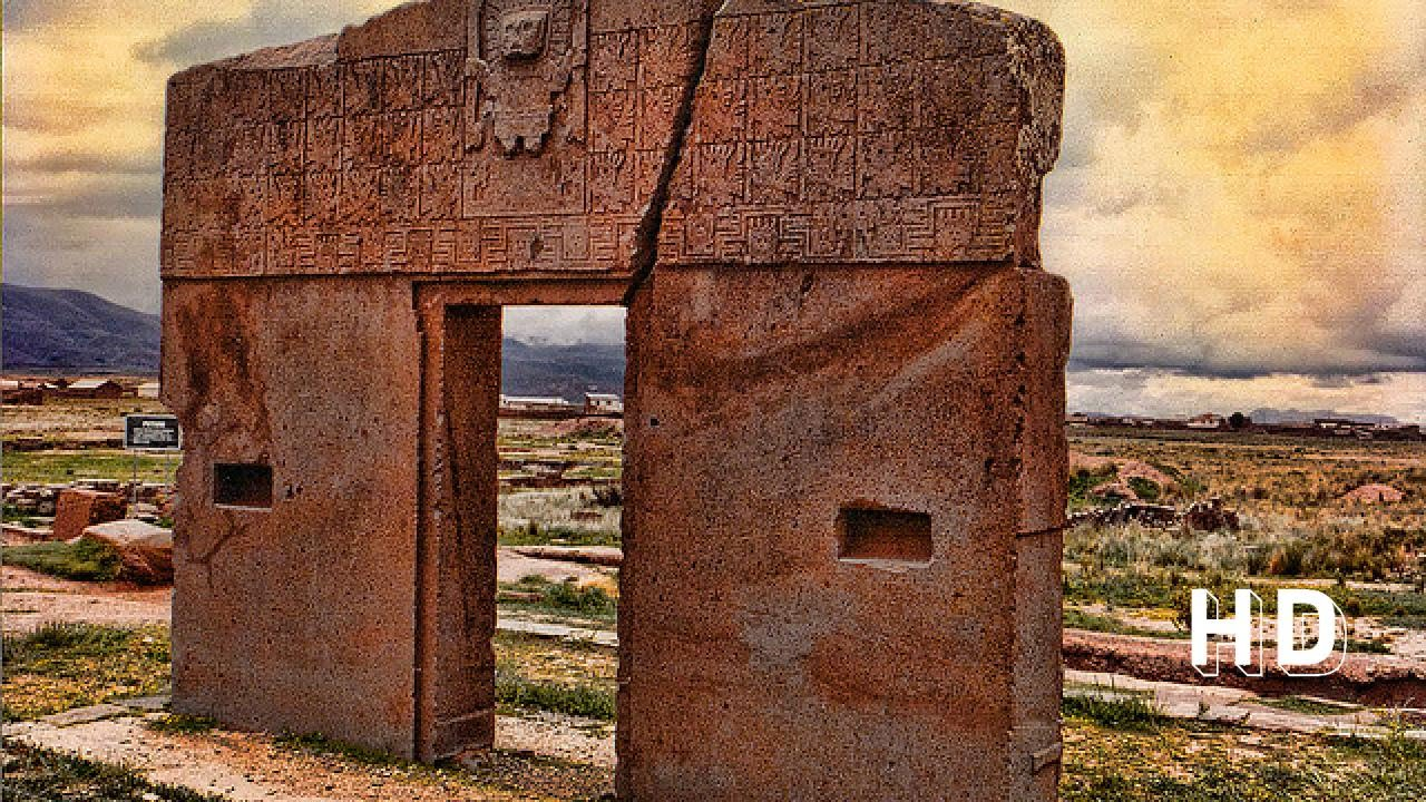 El secreto de la puerta del sol en bolivia puerta for Las puertas del sol