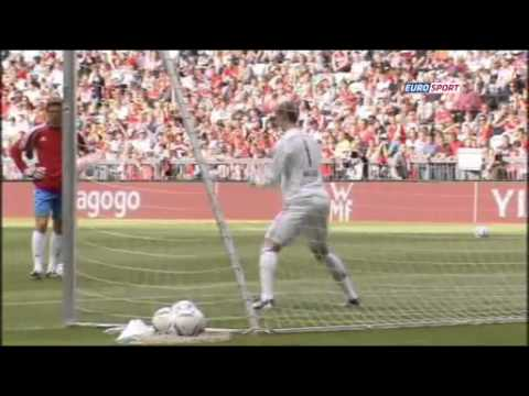 Manuel Neuer first day with FC Bayern