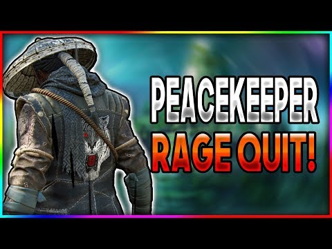 The Quickest Salty PK Rage Quit I've Ever Seen! - Rep 8 Aramusha Gameplay