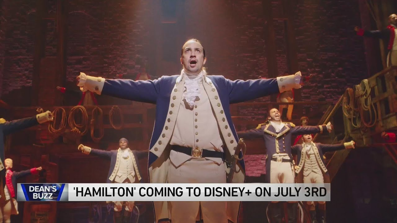 Hamilton is getting released a year early as a Disney Plus exclusive