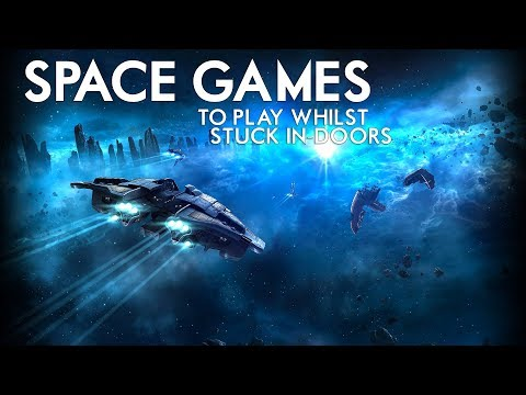 Space Games To Play Whilst Stuck At Home
