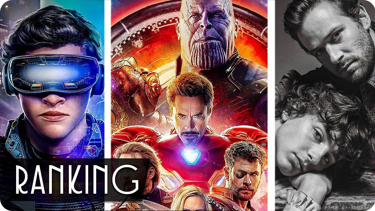 Meine Top 10 Filme 2018 - YouTube