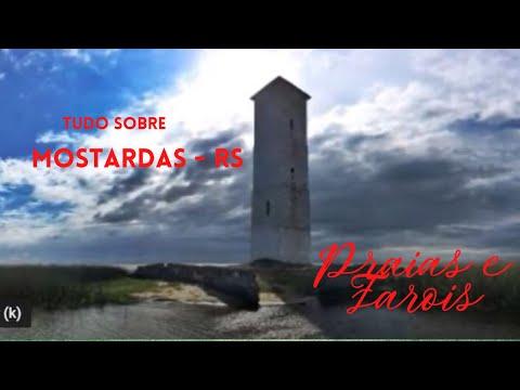 010 - Mostardas (RS) de frente para o mar. Mais de 130 km pelas praias do Rio Grande do Sul.