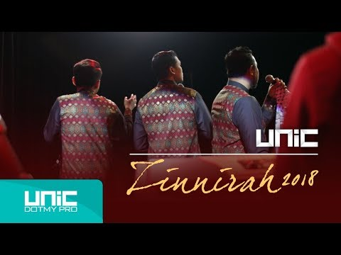 UNIC - ZINNIRAH 2018 (Official Music Video) ᴴᴰ