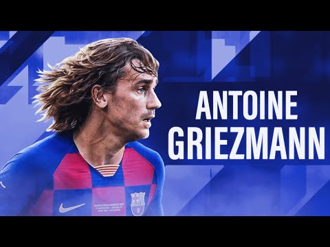 Antoine Griezmann 2020 - Goals for Barcelona
