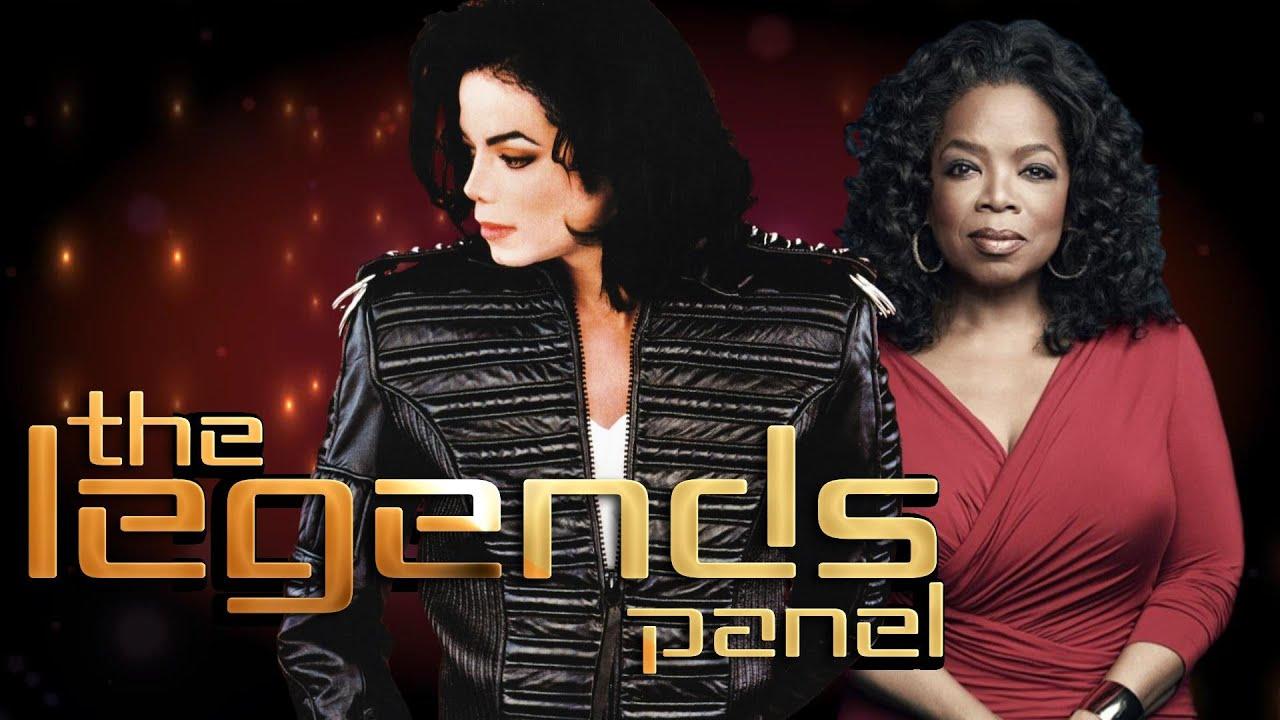 (PARODY) | The Legends Panel: Michael Jackson vs Oprah: The Leaving Neverland Showdown
