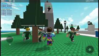 Natural Disasters Survival Gameplay (Roblox)