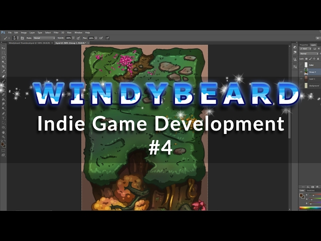 Windybeard - Indie Game Development - #4