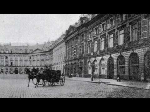 Place Vendome / scherzo for piano