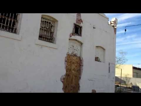 ABANDONED!!! Buckeye,AZ Courthouse/Jail/Post Office!!!