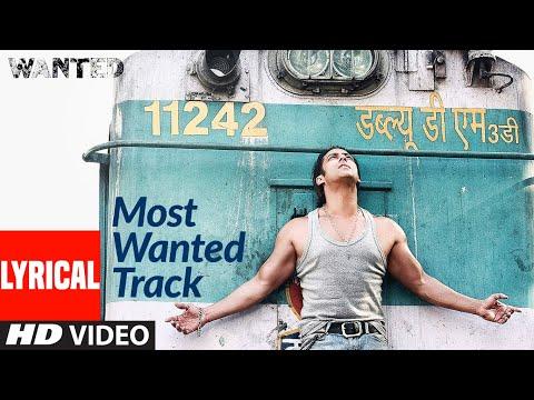 lyrical:-most-wanted-track- -wanted- -prabhu-deva,-salman-khan- -sajid,-wajid
