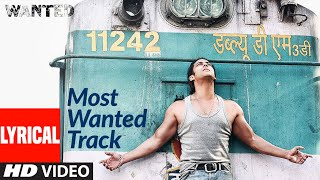 Lyrical-Most-Wanted-Track-Wanted-Prabhu-Deva-Salman-Khan-Sajid-Wajid
