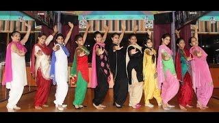 Roku Keda   Sardaarji   Diljit Dosanjh   Bhangra - Gidha   Step2Step Dance Studio