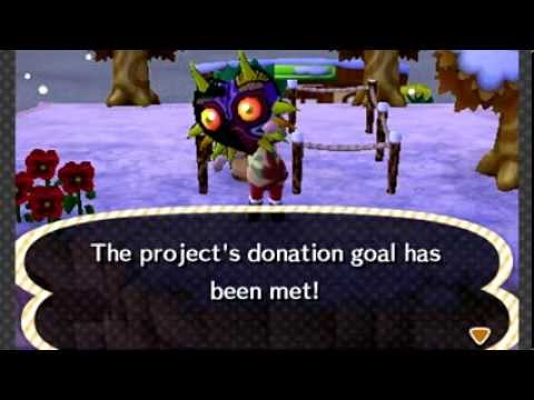 Animal Crossing: New Leaf - Day 38: The Public Works - YouTube