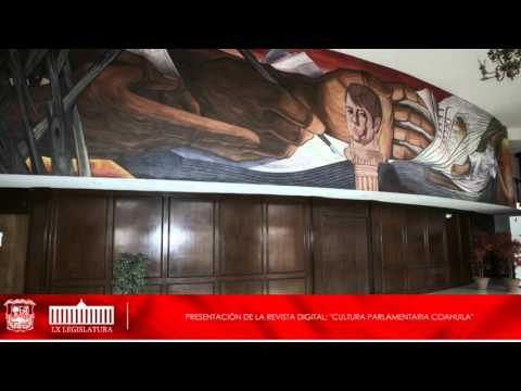 16/Marzo/16  Revista Digital; Cultura Parlamentaria Coahuila