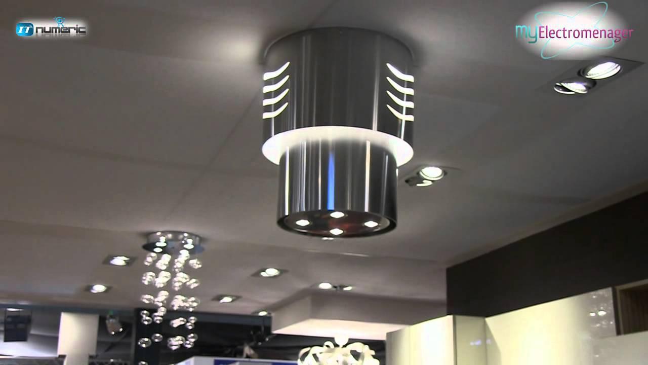 hotte centrale roblin f light vertigo foire de paris 2012