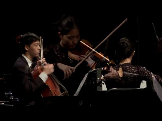 02 Amati Trio–Piano Trio No  1 in C Minor, Finale, Op 66–Mendelssohn