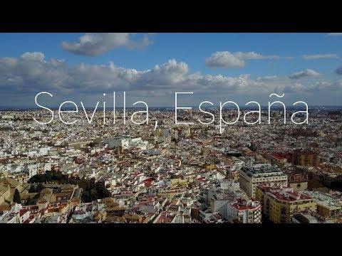 THE BEST CITY IN SPAIN! |SEVILLA| cirque du soleil