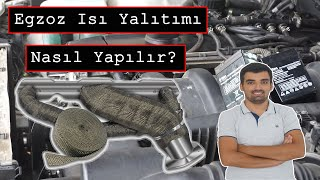 How to Change Exhaust Manifold Gasket? Exhaust Wrap Modification