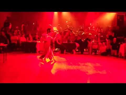 Diana Baldo y Pedro Ochoa - bailan A Evaristo Carriego