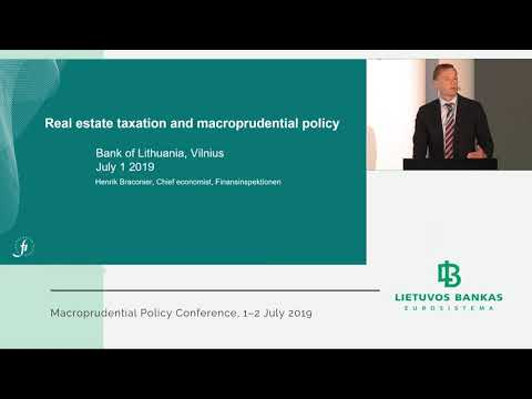 Macroprudential Policy Conference 2019 (part I)