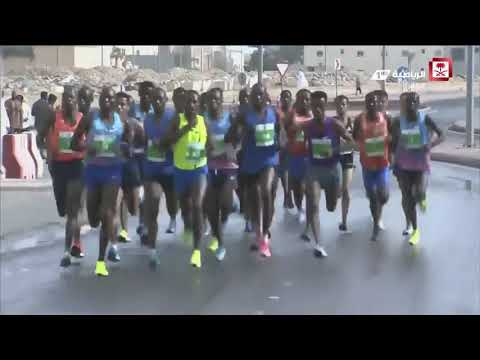 Riyadh marathon 21Km 2018 highlights