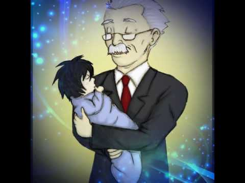 Watari and L Death note
