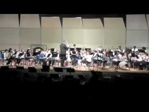 2012 6th Grade March From Opus 108