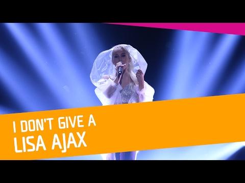 Lisa Ajax - I Don't Give A