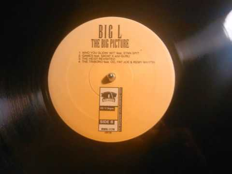 Big L feat. O.C., Fat Joe & Remy Martin -The Triboro (Showbiz Prod. 1997/98)