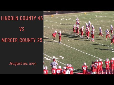 Lincoln County Middle School vs West Jessamine Middle School