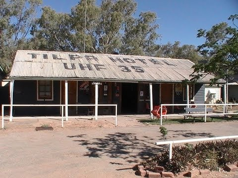 KLR 650 Broken Hill, Tilpa, Bourke, Narrabri, Bendemeer, Coffs Nov 2013, Video 4