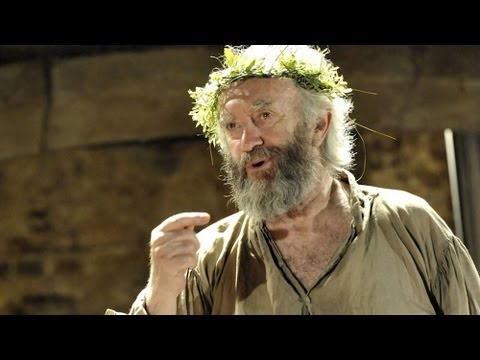 Jonathan Pryce stars in King Lear - Available now from Digital Theatre