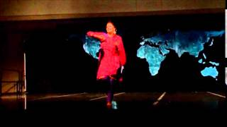 International Festival 2014   Bangladeshi teen (solo) dance  performance