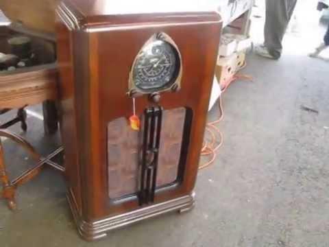 Old Radio Swap - Kutztown PA Antique Radio 2014 Spring Meet