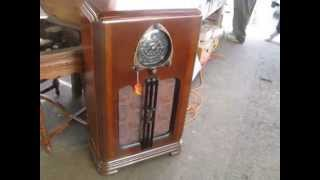 Old Radio Swap - Kutztown PA Antique Radio 2014 Spring Meet