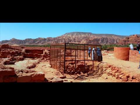 Madain Saleh-Umrah 2017 with Our World Tour Osmo Mobile