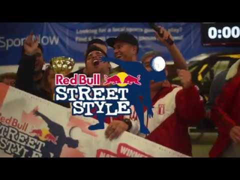 2018 RedBull Street Style Canadian Championship