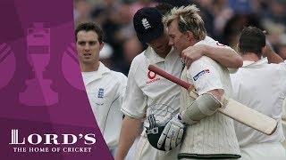 Brett Lee on Edgbaston & the Spirit of Cricket - 2005 Ashes Rewind