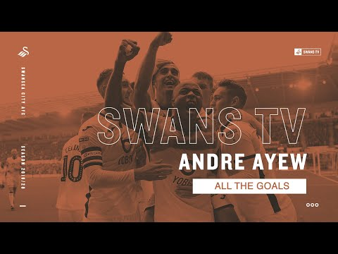 Andre Ayew | All the Goals