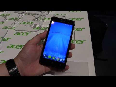 Acer Liquid Z520 Plus Smartphone im Hands On [Deutsch]